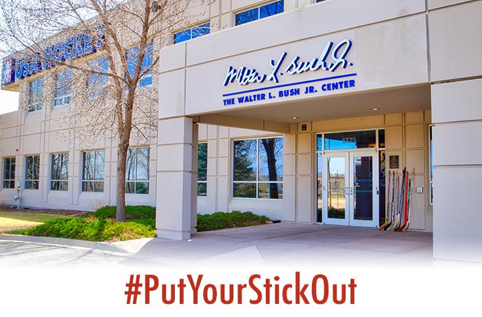 #PutYourStickOut